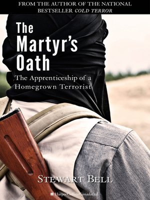 cover image of The Martyr's Oath