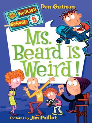cover image of Ms. Beard Is Weird!