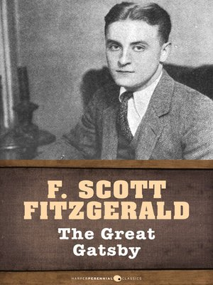 cover image of Great Gatsby