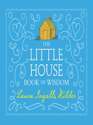 cover image of The Little House Book of Wisdom