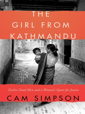 cover image of The Girl From Kathmandu