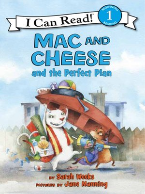 cover image of Mac and Cheese and the Perfect Plan