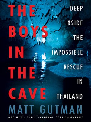 cover image of The Boys in the Cave
