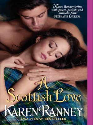 cover image of A Scottish Love