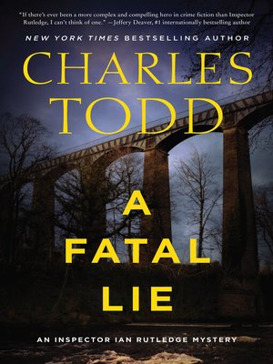 cover image of A Fatal Lie