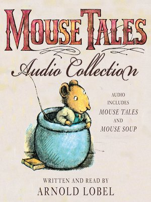 cover image of Mouse Tales Audio Collection