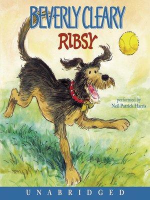 cover image of Ribsy