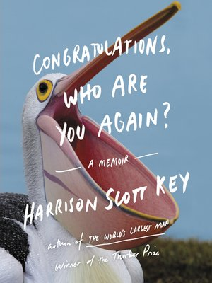 cover image of Congratulations, Who Are You Again?