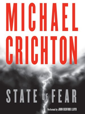 cover image of State of Fear