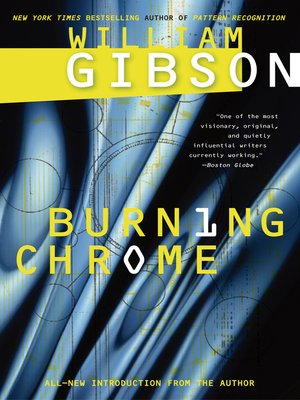 cover image of Burning Chrome