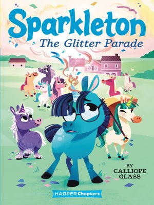 cover image of The Glitter Parade