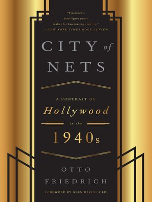 cover image of City of Nets