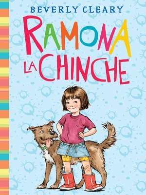 cover image of Ramona la chinche