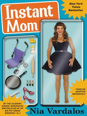 cover image of Instant Mom