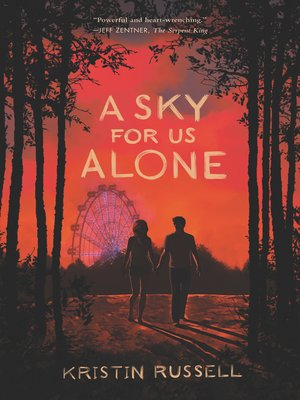 cover image of A Sky for Us Alone