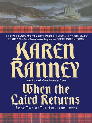 cover image of When the Laird Returns