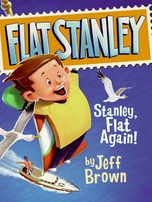 cover image of Stanley, Flat Again!
