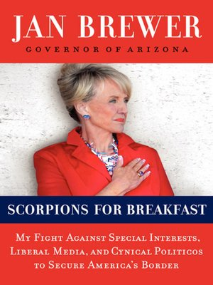 cover image of Scorpions for Breakfast