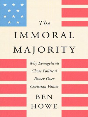 cover image of The Immoral Majority