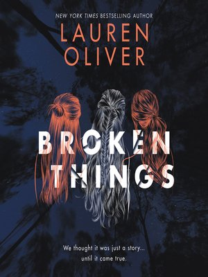 cover image of Broken Things