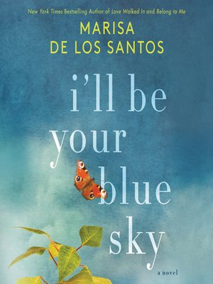 cover image of I'll Be Your Blue Sky