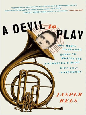 cover image of A Devil to Play