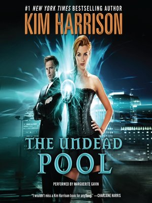 cover image of The Undead Pool