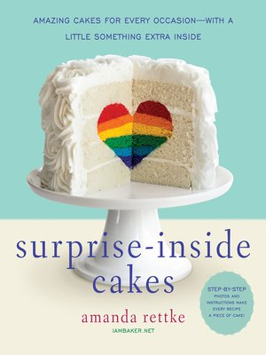 cover image of Surprise-Inside Cakes