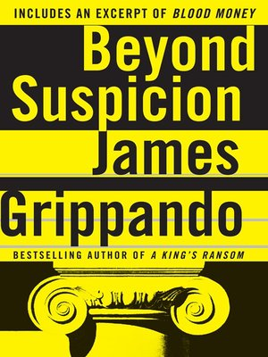 cover image of Beyond Suspicion
