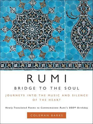 cover image of Rumi: Bridge to the Soul