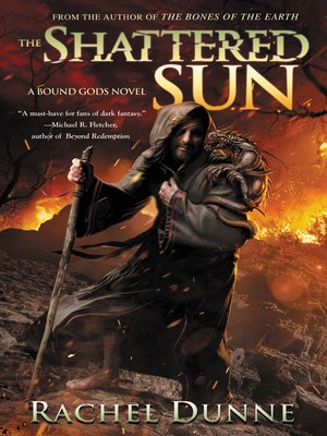 cover image of The Shattered Sun