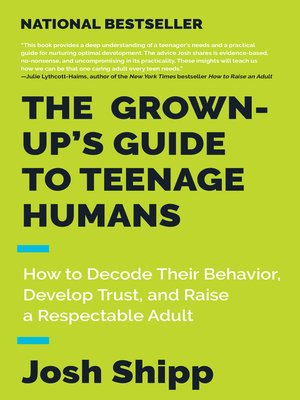 cover image of The Grown-Up's Guide to Teenage Humans