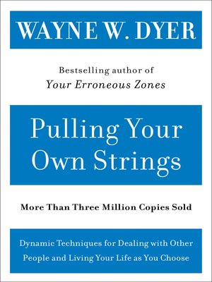 cover image of Pulling Your Own Strings