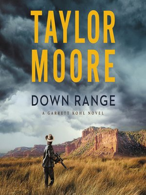 cover image of Down Range