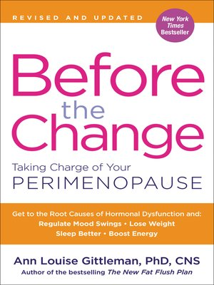 cover image of Before the Change