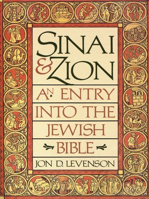 cover image of Sinai and Zion