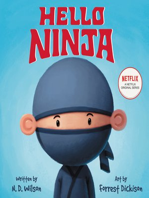 cover image of Hello, Ninja