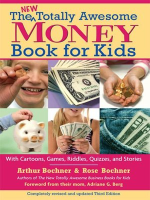 cover image of The New Totally Awesome Money Book for Kids
