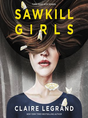 cover image of Sawkill Girls