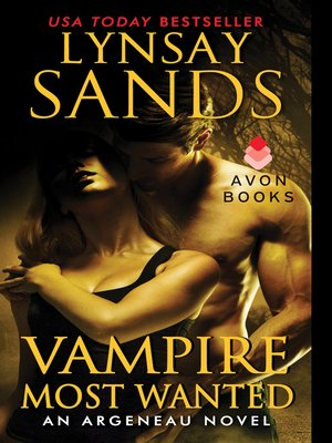 cover image of Vampire Most Wanted