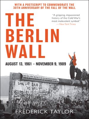 cover image of The Berlin Wall