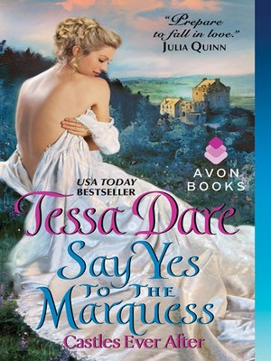 cover image of Say Yes to the Marquess