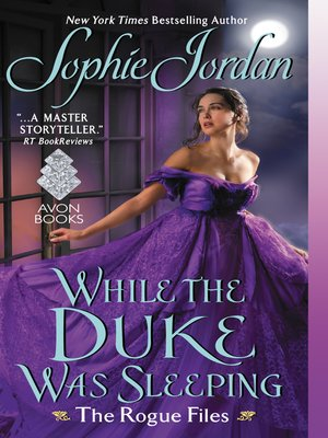 cover image of While the Duke Was Sleeping