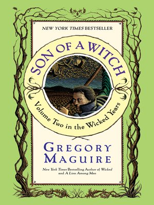 cover image of Son of a Witch