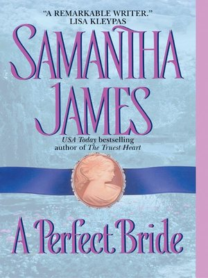 cover image of A Perfect Bride