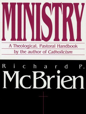 cover image of Ministry