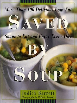 cover image of Saved By Soup