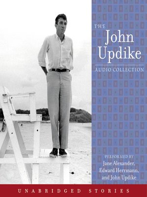 cover image of The John Updike Audio Collection