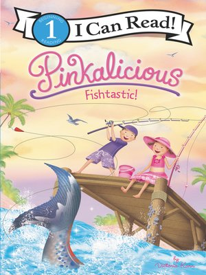 cover image of Pinkalicious