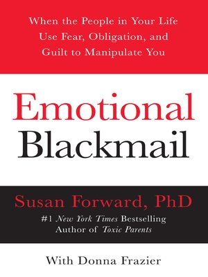 cover image of Emotional Blackmail